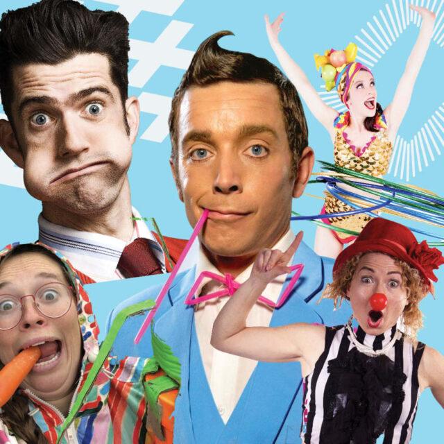 Fabulously Funny Friday Variety Show