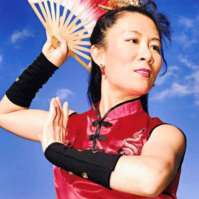 Mulan Fan Dance Feature